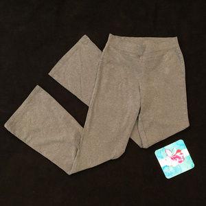 ✨SALE✨ MODA INTERNATIONAL grey yoga pants